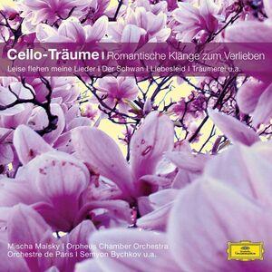 CD Cello - Traeume - Romantische