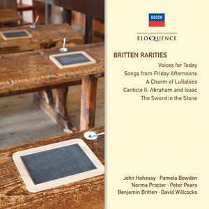CD Rarities di Benjamin Britten 1