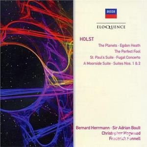CD Planets - Egdon Heath - The di Gustav Holst