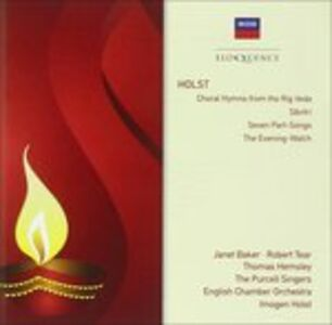 CD Savitri - 7 Part di Gustav Holst