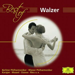 Foto Cover di Best of Walzer, CD di  prodotto da Deutsche Grammophon