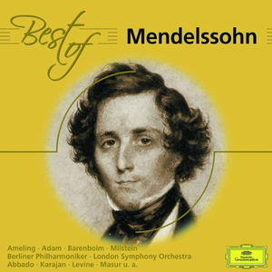 CD Best of di Felix Mendelssohn-Bartholdy