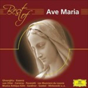 CD Best of Ave Maria