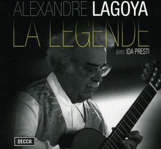 CD Lagoya. La Legende di Alexandre Lagoya