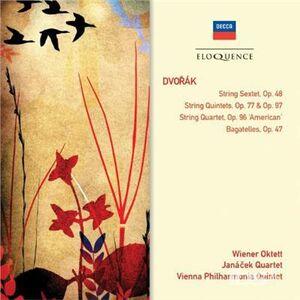 CD Sextet op.48 - String Quint di Antonin Dvorak