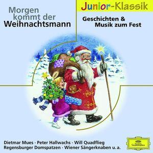 CD Morgen Kommt der Weihnacht
