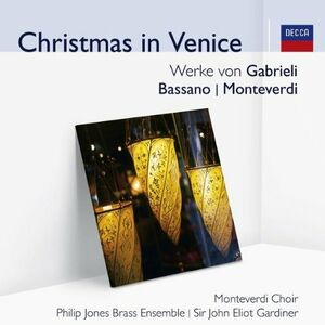CD Christmas in Venice