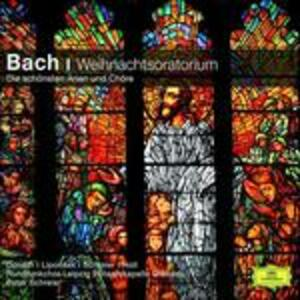Oratorio di Natale - CD Audio di Johann Sebastian Bach,Peter Schreier,Helen Donath,Robert Holl