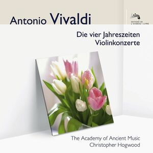 Foto Cover di Le quattro stagioni, CD di Antonio Vivaldi, prodotto da Audior