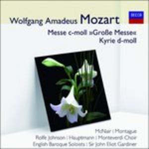 CD Messe C - Moll Kv427 di Wolfgang Amadeus Mozart
