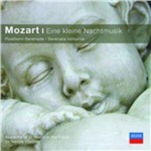 CD Eine Kleine Nachtmusik di Wolfgang Amadeus Mozart