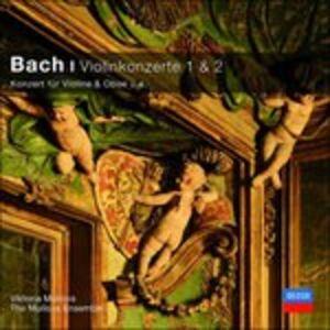 CD Concerti per Violino 1 & 2 di Johann Sebastian Bach