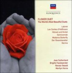 Foto Cover di Flower Duet, CD di  prodotto da Eloquence