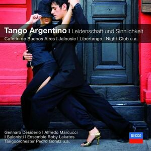 CD Tango Argentino