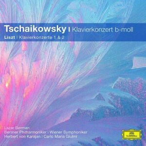 Foto Cover di Concerto per Pianoforte 1 & 2, CD di Pyotr Il'yich Tchaikovsky, prodotto da Deutsche Grammophon
