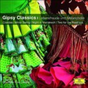 CD Gipsy Classics