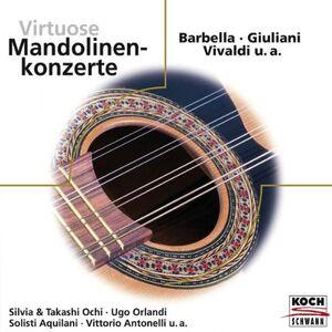 CD Virtuose Mandolinenkonzer
