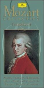 CD Mozart Collection di Wolfgang Amadeus Mozart