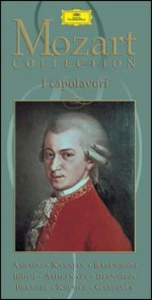 CD Mozart Collection di Wolfgang Amadeus Mozart