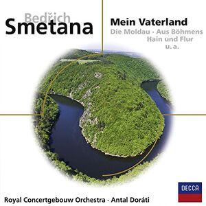 CD Mein Vaterland di Bedrich Smetana