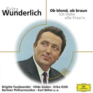 CD Ob Blond, Ob Braun, Ich