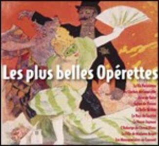 CD Le più belle operette