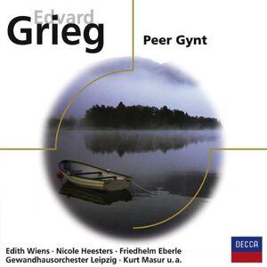 Foto Cover di Peer Gynt, CD di Edvard Grieg, prodotto da Decca