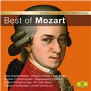 CD Best of Mozart - Classical di Wolfgang Amadeus Mozart