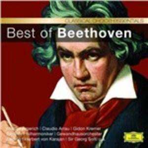CD Best of Beethoven di Ludwig van Beethoven