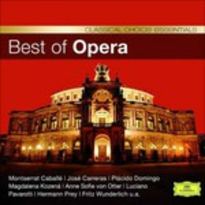 CD Best of Opera