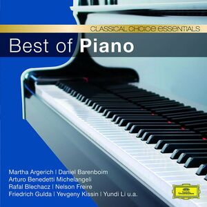 CD Best of Piano - Classical