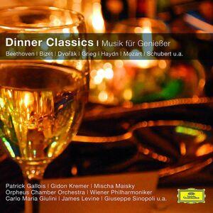 CD Dinner Classics - Musik