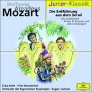 CD Il Ratto Dal Serraglio di Wolfgang Amadeus Mozart