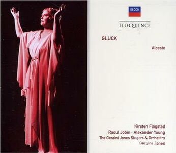 CD Gluck - Alceste di Christoph Willibald Gluck