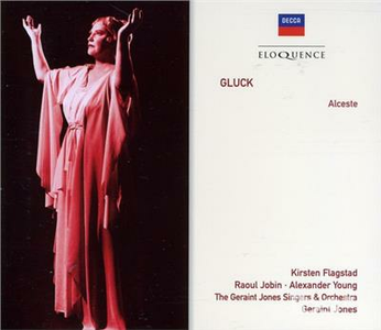 CD Gluck - Alceste di Christoph Willibald Gluck