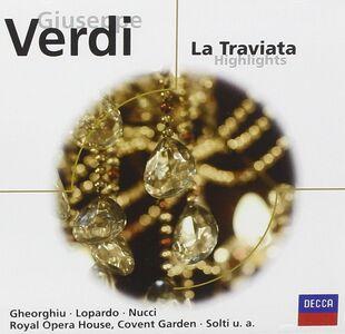 CD La Traviata - Hl - di Giuseppe Verdi