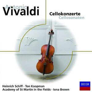 CD Cellokonzerte di Antonio Vivaldi