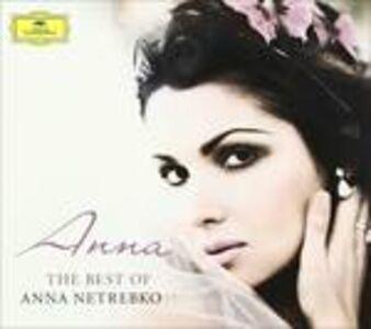CD Anna - Best of Anna Netrebko