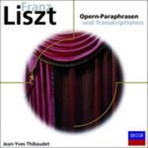 CD Transkriptionen di Franz Liszt