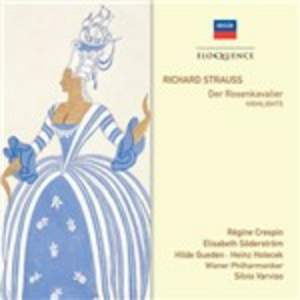CD Il cavaliere della rosa (Der Rosenkavalier) di Richard Strauss 0