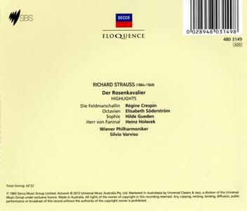 CD Il cavaliere della rosa (Der Rosenkavalier) di Richard Strauss 1