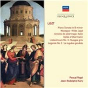 CD Musica per pianoforte di Franz Liszt