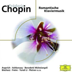 Foto Cover di Romantische Klaviermusik, CD di Fryderyk Franciszek Chopin, prodotto da Deutsche Grammophon