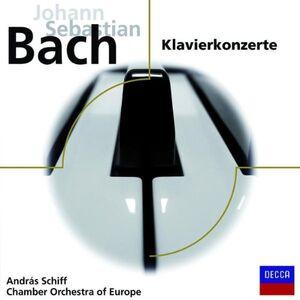 CD Concerti per Pianoforte Bwv 1053, di Johann Sebastian Bach
