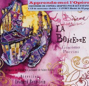 Foto Cover di La Bohème, CD di Giacomo Puccini, prodotto da Deutsche Grammophon