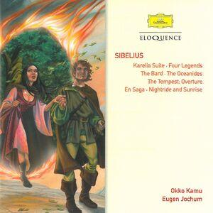 CD Orchestral Suites di Jean Sibelius