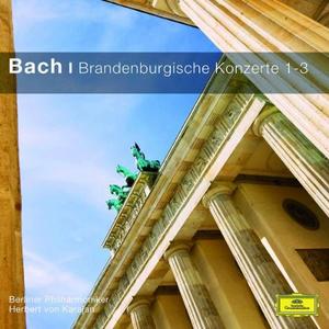 CD Brandenburgische Konzerte di Johann Sebastian Bach