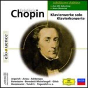 CD I capolavori di Fryderyk Franciszek Chopin