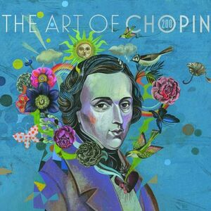 CD Art of Chopin di Fryderyk Franciszek Chopin