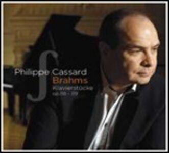 CD Pezzi per pianoforte op.116, op.117, op.118, op.120 di Johannes Brahms